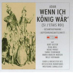 Wenn Ich König Wär', Chor & Orch.D.Hess.Rundfunks