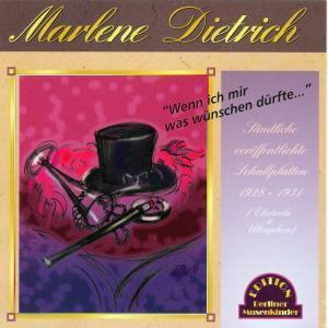 Wenn Ich Mir Was Wünschen Dürfte, Marlene Dietrich