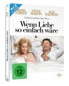Wenn Liebe so einfach wäre Steelcase Edition, Alec Baldwin,steve Martin Meryl Streep