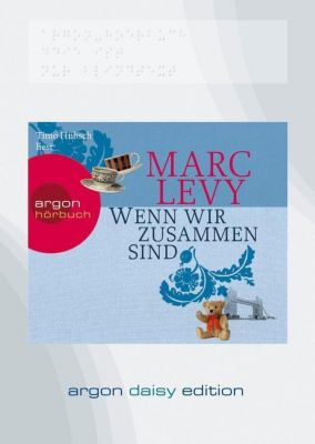Wenn wir zusammen sind, 1 MP3-CD, Marc Levy