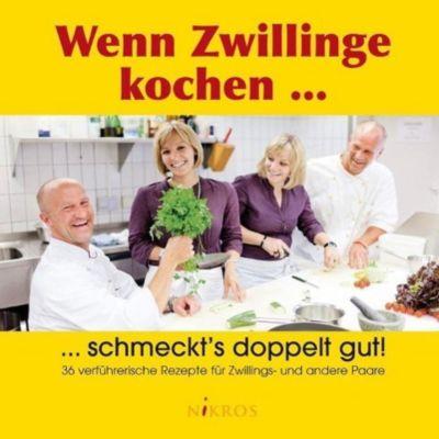 Wenn Zwillinge kochen, Rudolf Knoll, Petra-Marion Niethammer