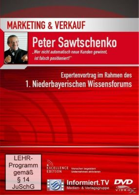 Wer nicht automatisch neue Kunden gewinnt, ist falsch positioniert., Peter Sawtschenko