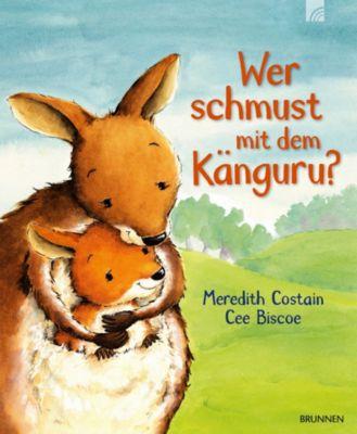 Wer schmust mit dem Känguru?, Meredith Costain