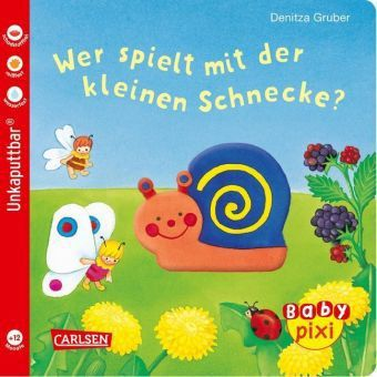Wer spielt mit der kleinen Schnecke?, Anne Böhm