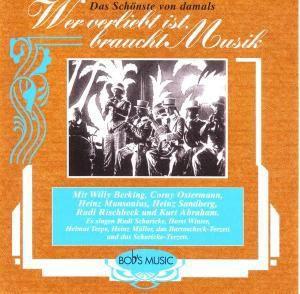 Wer Verliebt Ist,Braucht Musik, Diverse Interpreten