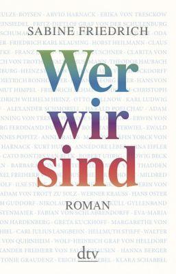 Wer wir sind, Sabine Friedrich