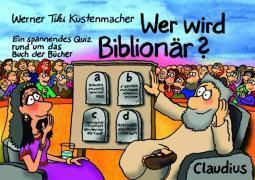 Wer wird Biblionär?, Werner 'Tiki' Küstenmacher