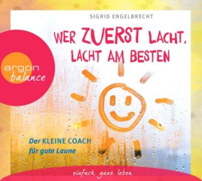 Wer zuerst lacht, lacht am besten, 2 CDs, Sigrid Engelbrecht