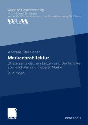 Werbe- und Markenforschung: Markenarchitektur, Andreas Strebinger