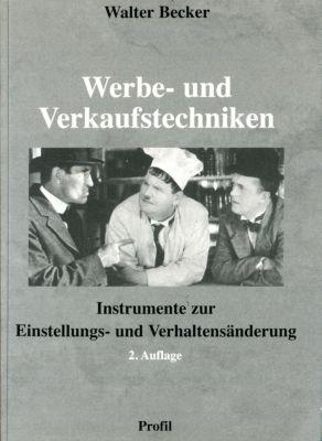 Werbe- und Verkaufstechniken, Walter Becker