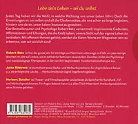Werde, der du sein willst, 2 Audio-CDs - Produktdetailbild 1