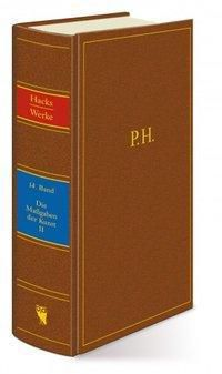 Werke.Bd.14 Die Maßgaben der Kunst, Peter Hacks
