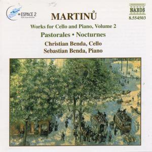 Werke F.Cello U.Klavier V.2, Christian Benda, Sebastia Benda