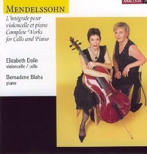 Werke F.Cello Und Klavier, E. Dolin, B. Blaha