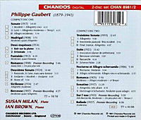 Werke F.flöte U.klavier (ga) - Produktdetailbild 1