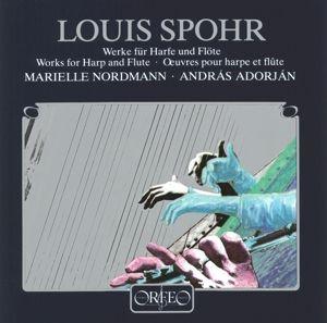 Werke F.Harfe U.Flöte/Op.113/115/118/Woo 23, Marielle Nordmann, András Adorján