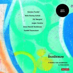 Werke F.Saxophon U.Percussio, Duodenum