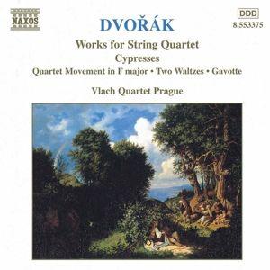 Werke F.Streichquartett Vol.5, Vlach-quartett