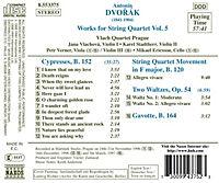 Werke F.Streichquartett Vol.5 - Produktdetailbild 1