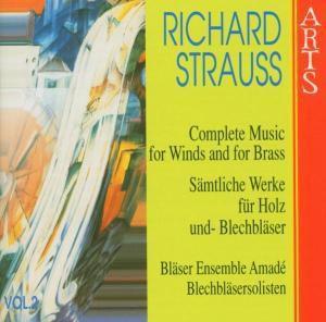Werke für Bläser und Blechbläser Vol. 2, Bläser Ensemble Amade