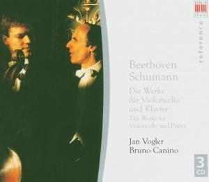 Werke für Cello und Klavier, Jan Vogler, Bruno Canino