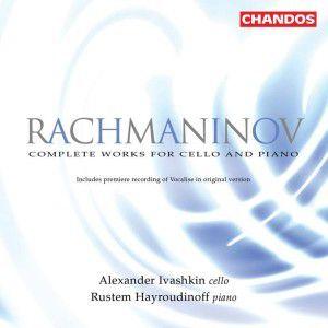 Werke für Cello und Klavier, Alexander Ivashkin, Rustem Hayroudinoff