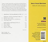 Werke Für Cello Und Klavier - Produktdetailbild 1