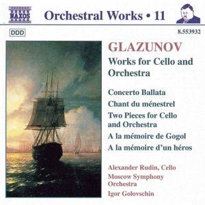 Werke Für Cello Und Orchester, Alexander Rudin, Igo Golovschin