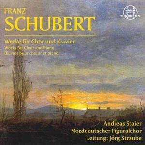 Werke für Chor und Klavier, Jörg Straube