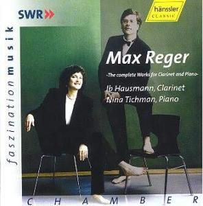 Werke Für Clarinette Und Piano, Ib Hausmann, Nina Tichmann