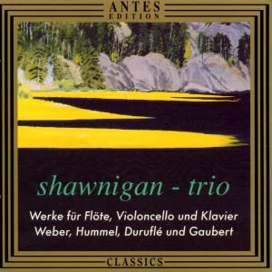 Werke Für Flöte,Cello Und Klavier, Shawnigan-trio