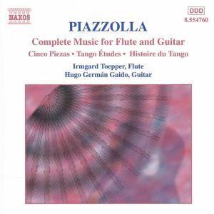 Werke für Flöte und Gitarre, Irmgard Toepper, Hugo G. Gaido