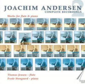 Werke Für Flöte Und Klavier, Thomas Jensen