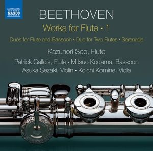 Werke Für Flöte Vol.1, Seo, Gallois, Kodama, Sezaki, Komine