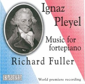 Werke für Fortepiano, Richard Fuller