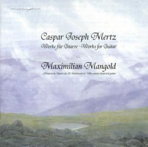 Werke Für Gitarre, Maximilian Mangold