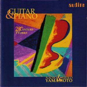 Werke Für Gitarre & Klavier (20.Jh.), Eriko & Naoto Yamamoto
