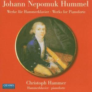 Werke für Hammerklavier, Christoph Hammber