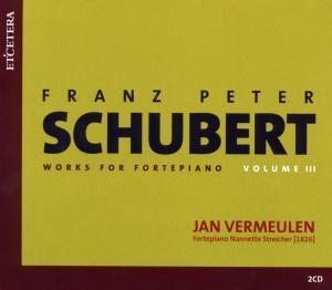 Werke Für Hammerklavier Vol.3, Jan Vermeulen