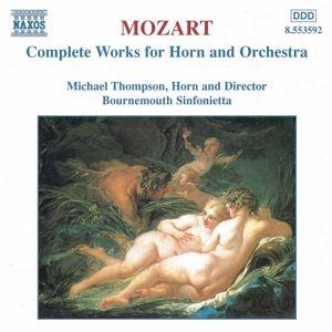 Werke für Horn und Orchester, Michael Thompson, Bosi