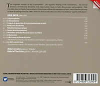 Werke Für Klavier (Gymnopedies+Gnossiennes+Noct.+) - Produktdetailbild 1