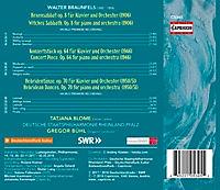 Werke Für Klavier Und Orchester - Produktdetailbild 1
