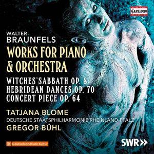 Werke Für Klavier Und Orchester, Tatjana Blome, Gregor Bühl, Dt.Staatsphil.Rheinland