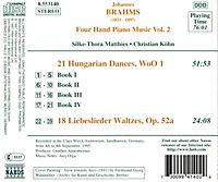 Werke Für Klavier Vierh.Vol.2 - Produktdetailbild 1