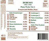 Werke für Klavier Vol. 1 - Produktdetailbild 1