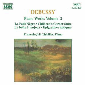 Werke für Klavier Vol. 2, Francois-joel Thiollier