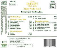 Werke für Klavier Vol. 2 - Produktdetailbild 1