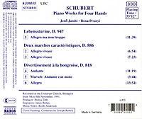 Werke für Klavier zu 4 Händen - Produktdetailbild 1