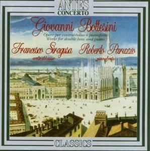Werke für Kontrabaß und Klavier, Francesco Siragusa, Roberto Paruzzo