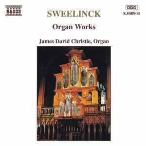 Werke Für Orgel, James David Christie